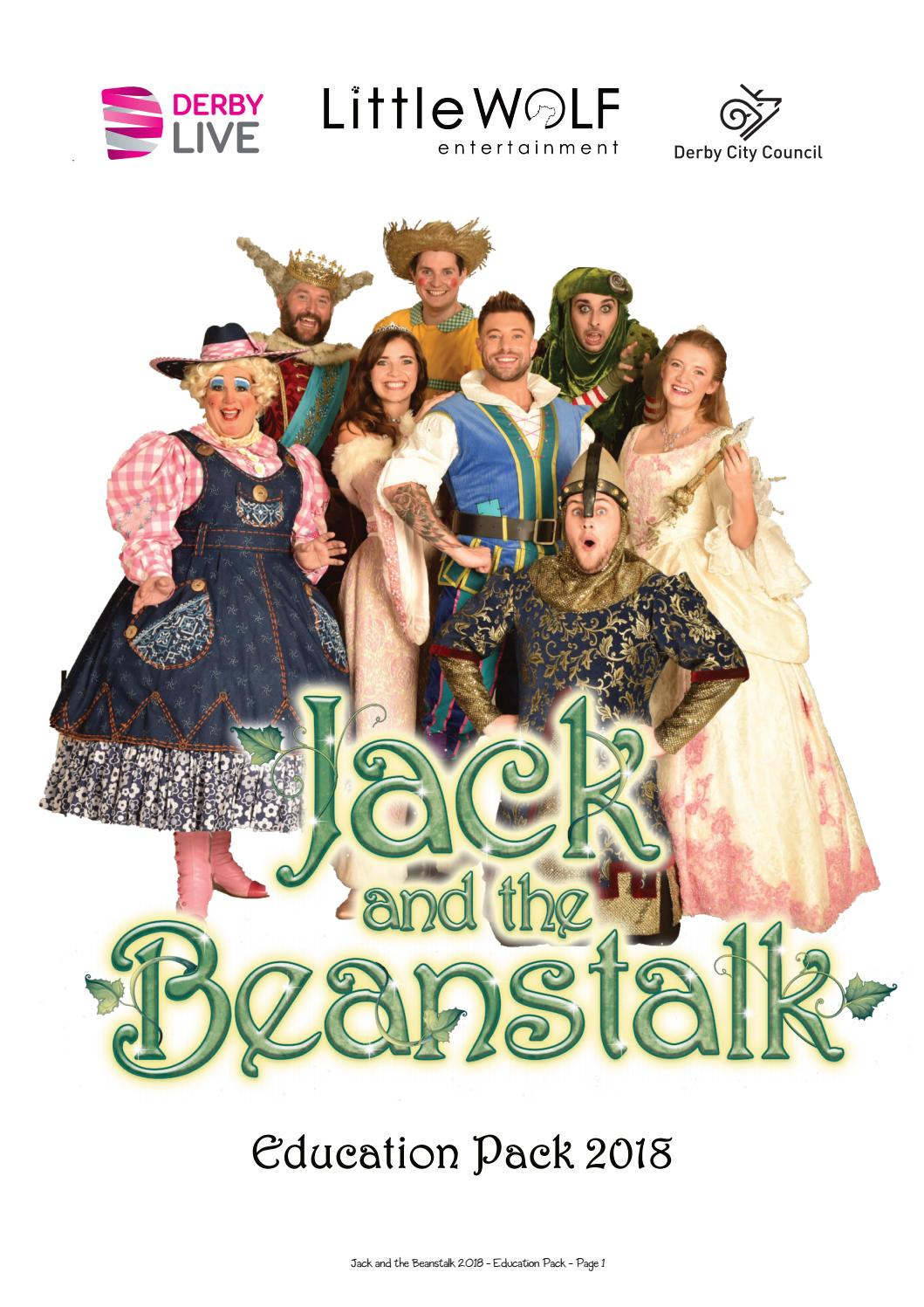 Jack and the Beanstalk: After Ever After (2020)